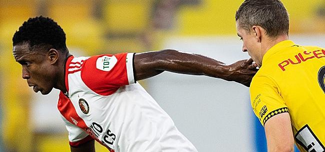 Foto: Feyenoord met domper naar groepsfase Conference League