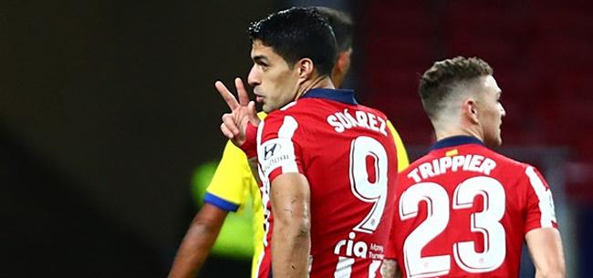 Foto: Suárez: 'Dat zat me écht dwars bij Barcelona'