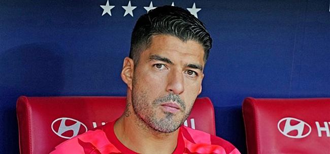 Foto: Luis Suárez haalt vernietigend uit naar Koeman