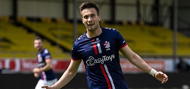 Foto: Officieel: Luka Adzic keert terug in Eredivisie