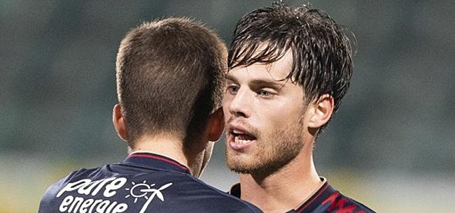 Foto: 'Ga geen rekening houden met Ajax, waar ik onder contract sta'