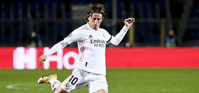 Foto: Ajax had Luka Modric bijna binnen: 'Hij wilde echt'