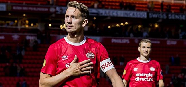 Foto: PSV volgend jaar mogelijk met andere spits dan Luuk de Jong