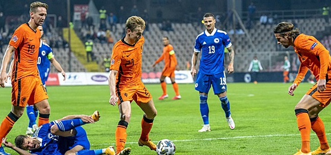 Foto: Nederlands elftal 2.0: vijf conclusies om te trekken