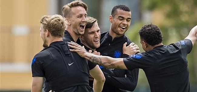 Foto: Veltman wil Oranje-stunt herhalen: