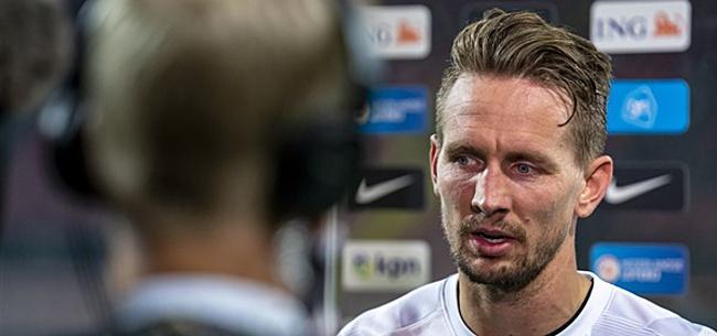 Foto: 'Bij PSV heeft Luuk de Jong alles al gezien'