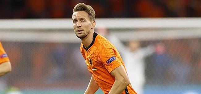 Foto: 'PSV onthult aanbod voor Luuk de Jong'