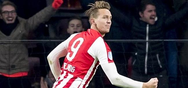 Foto: 'PSV-spits De Jong lijkt transfer naar Mexico te kunnen vergeten'