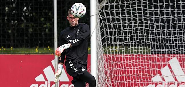 Foto: 'Dan hoop je natuurlijk op één club: Ajax'