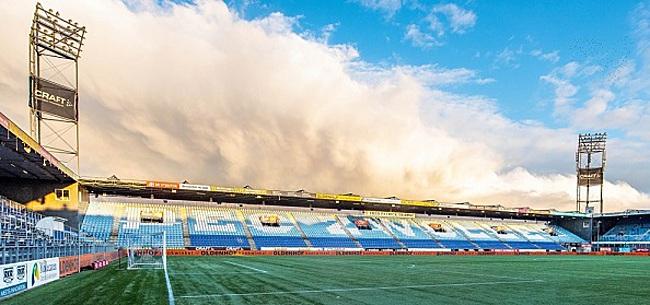 Foto: Zorgen bij PEC Zwolle: 'Maak me grote zorgen over volgend seizoen'