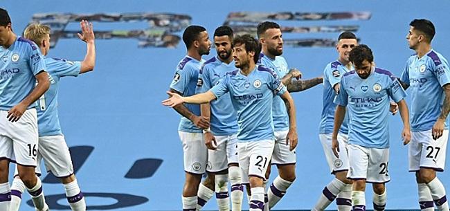 Foto: Man City revancheert zich met klinkende overwinning op Newcastle