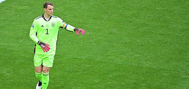 Foto: Neuer haalt opgelucht adem na bizar onderzoek