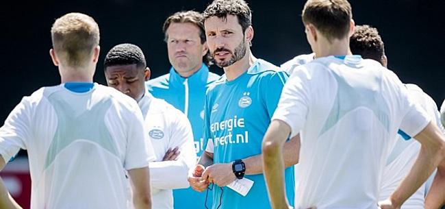 Foto: Complimenten voor PSV: 'Daar hebben ze heel verstandig aan gedaan'