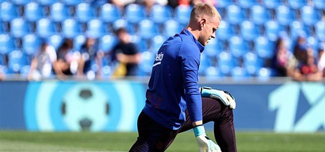 Foto: Ter Stegen: 'Ik weet helemaal niet hoe de spelers in LaLiga heten'