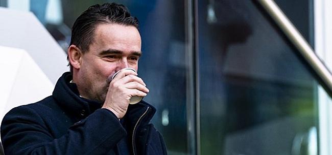 Foto: 'Marc Overmars laat topclub schrikken'