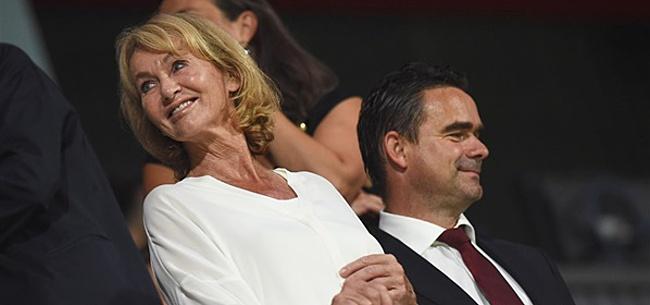 Foto: Ajax wil spits kopen en wekt woede: