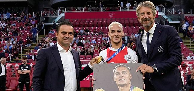 Foto: De Telegraaf: 'Transferdrama voor Ajax'