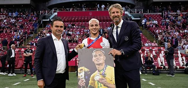 Foto: 'PSV-meevaller' dankzij Edwin van der Sar