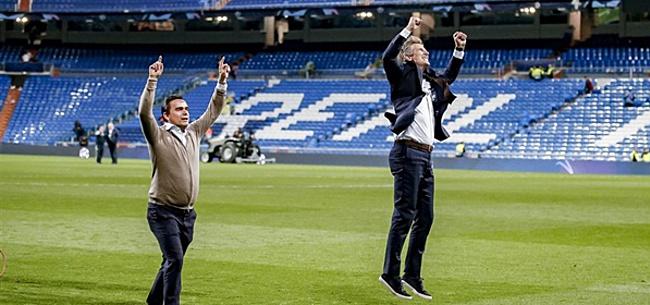 Foto: Telegraaf: Ajax en AZ sluiten miljoenenakkoord