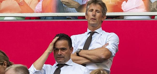 Foto: Trotse Overmars: 'Geen enkele speler wil in de winter vertrekken'