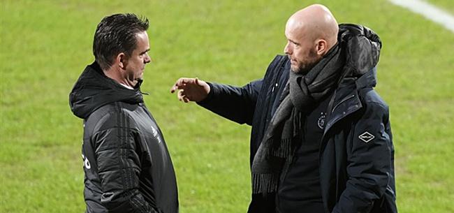 Foto: 'Ajax heeft al bod van 11,5 miljoen uitgebracht'