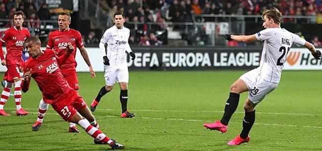 Foto: AZ onthult wedstrijdselectie voor return tegen LASK Linz