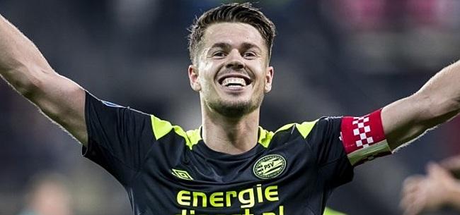 Foto: 'Van Ginkel komt dit seizoen niet meer in actie: PSV mag hopen'