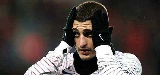 Foto: Flinke knauw EK-ambities Italië: blessure sterspeler