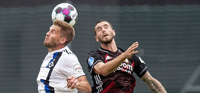 Foto: 'Feyenoord stelt vraagprijs Senesi vast'