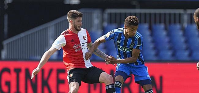 Foto: 'Ajax-transfer bezorgt Feyenoorder verdriet'