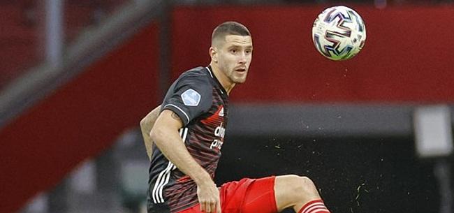 Foto: 'Feyenoord akkoord met fors lagere Senesi-prijs'