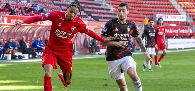 Foto: 'Transfernachtmerrie Feyenoord komt uit'