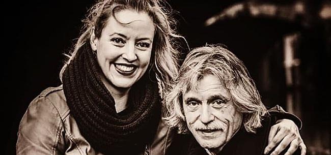 Foto: Marieke Derksen over 'onterving' door Johan:
