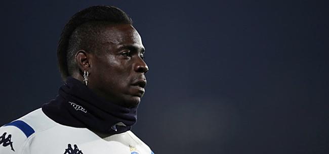 Foto: Ajax-opponent vraagt om straf Balotelli:
