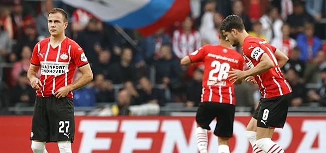 Foto: PSV naar volgende CL-voorronde na zege in Istanbul