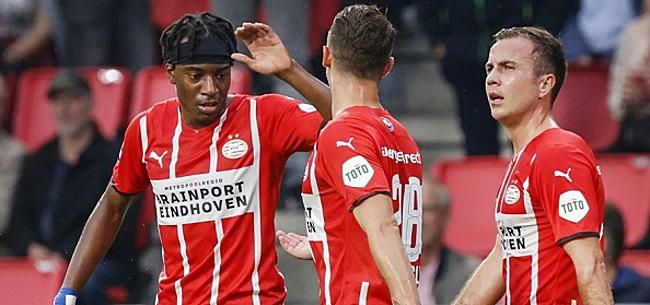 Foto: Opstelling PSV: Schmidt komt met daverende verrassing