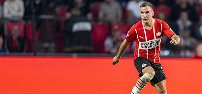 Foto: Mario Götze verbindt toekomst aan 'fijne club'