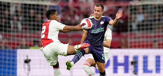 Foto: Ajax, PSV en Feyenoord streden in zomer om zelfde aanvaller