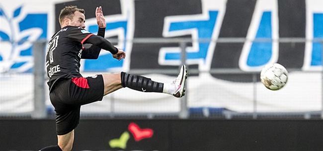 Foto: Schweinsteiger noemt keuze Götze voor PSV 'jammer'