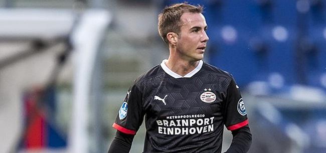 Foto: Götze verraste PSV: