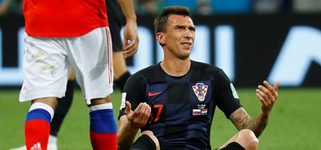 Foto: 'AC Milan rondt zondag komst ervaren topschutter af'