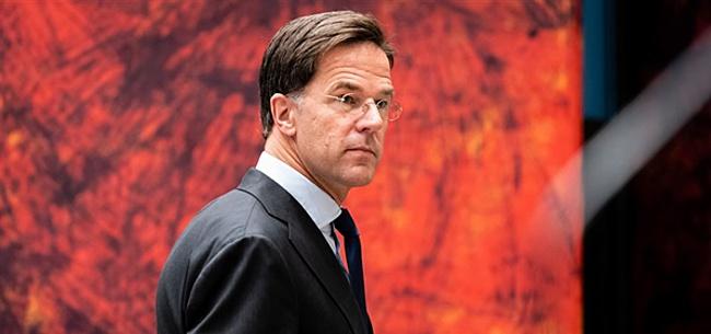 Foto: KNVB reageert op versoepeling door Rutte: