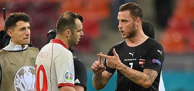 Foto: 'Keiharde actie UEFA in groep van Oranje'