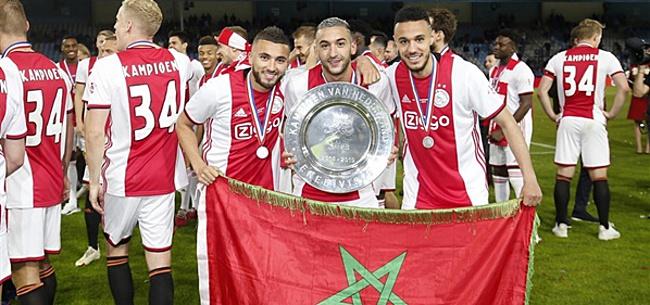 Foto: Mazraoui doet onthulling over 'Marokko-oorlog'