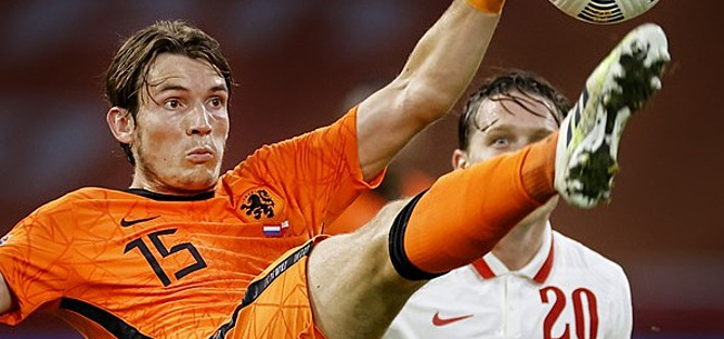 Foto: 'De Stofzuiger': 'Oranje is beter af zonder De Roon'