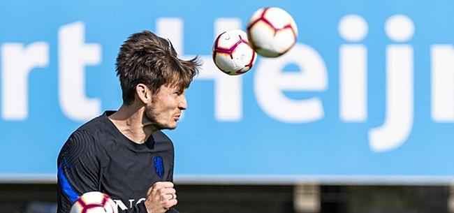 Foto: De Roon slaat terug na kritiek op Nederlands elftal-spel