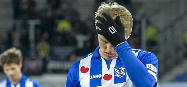 Foto: Heerenveen mist mogelijk drie belangrijke spelers in derby