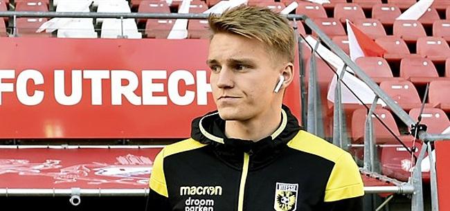 Foto: 'Real Madrid wijst nieuwe bestemming voor Ödegaard aan'