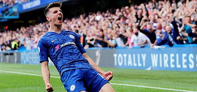 Foto: 'Chelsea gaat Mason Mount hard aanpakken'
