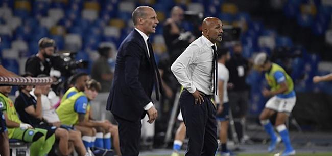 Foto: Juventus-crisis: 'Op deze manier wordt het niks'